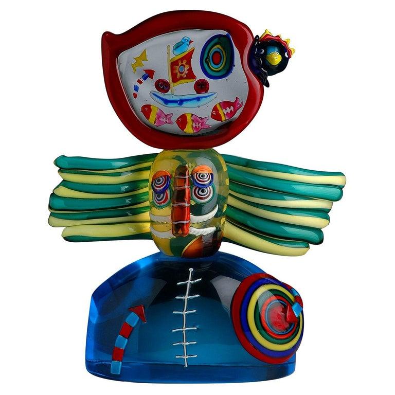 Viajera Sculpture by Alfredo Sosabravo Limited Edition For Sale