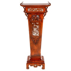 Viardot Influenced Late 19th Century Pedestal