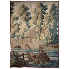 Vibrant Flemish Tapestry, circa 1700