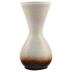 Vicke Lindstrand for Upsala-Ekeby, Vase in Glazed Ceramics, Mid-20th Century