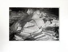 """Lace Designs"", black and white, photograph, platinum, palladium, industry"