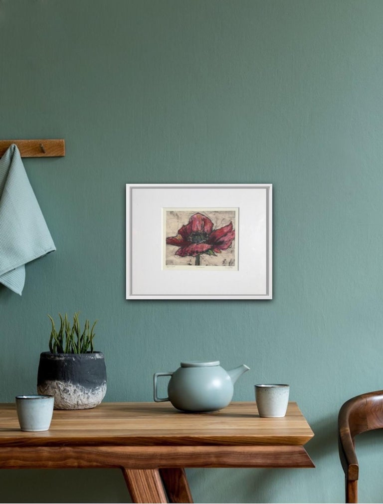 Vicky Oldfield, Sundance, Bright Contemporary Still Life Print, Affordable Art For Sale 9