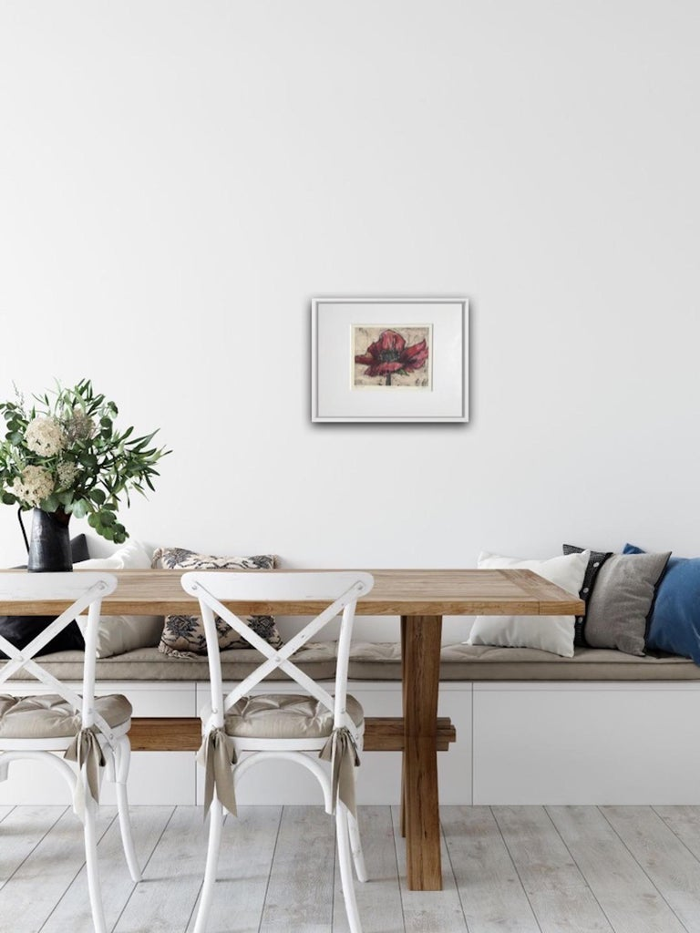 Vicky Oldfield, Sundance, Bright Contemporary Still Life Print, Affordable Art For Sale 1