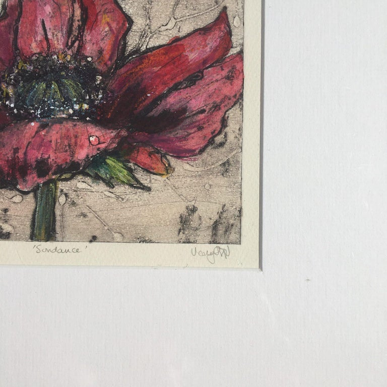 Vicky Oldfield, Sundance, Bright Contemporary Still Life Print, Affordable Art For Sale 4