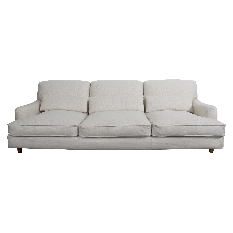 Vico Magistretti for Depadova Three-Seat Sofa Model Raffles