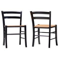 Vico Magistretti  Marocca Chairs