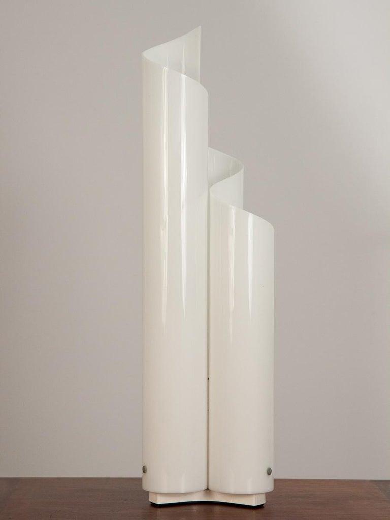Italian postmodern table lamp nicknamed the