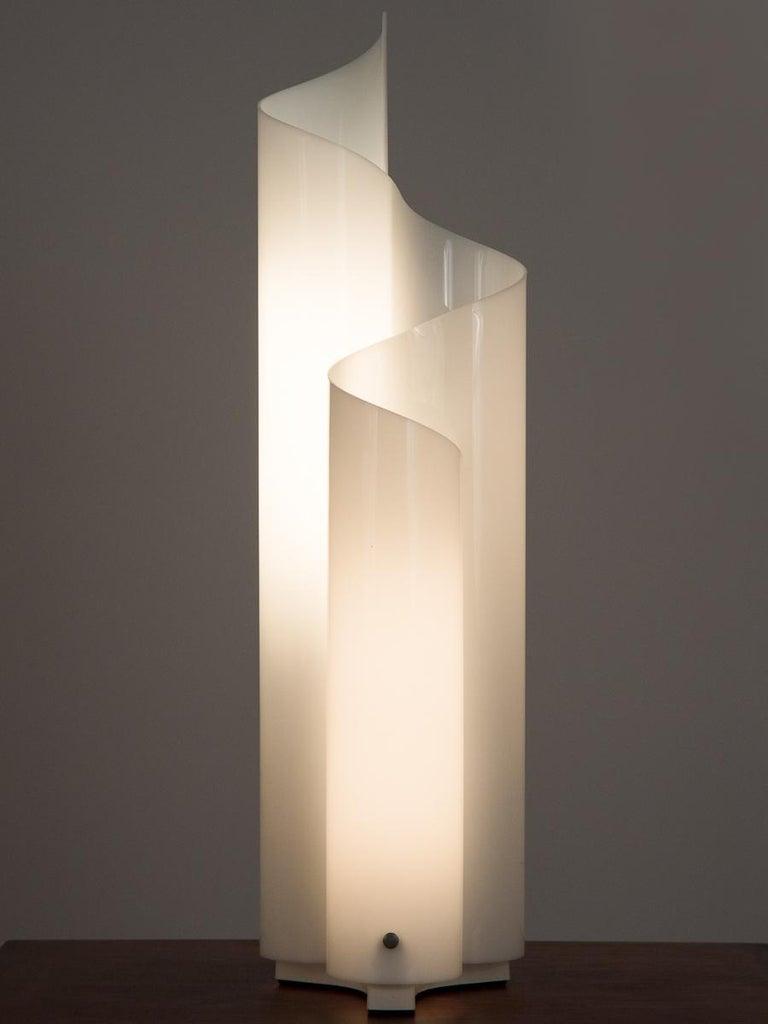 Post-Modern Vico Magistretti Mezzachimera Lamp For Sale