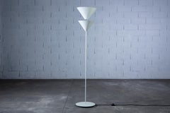 Vico Magistretti Model 340 'Pascal' Floor Lamp for O Luce, Italy, 1970s