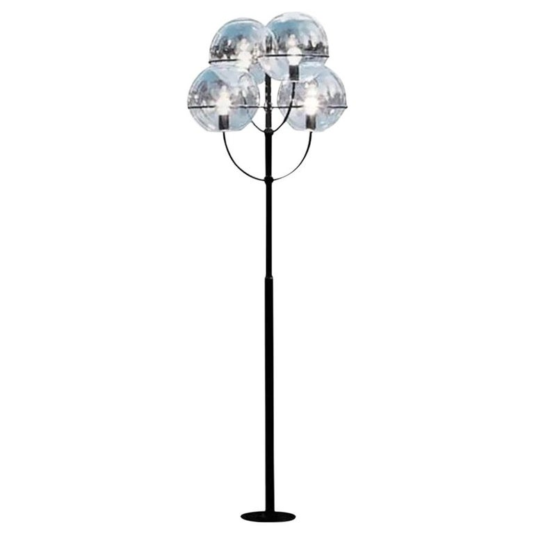 Vico Magistretti Outdoor Lamp 'Lyndon 350 M' by Oluce For Sale