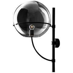 Vico Magistretti Outdoor Wall Lamp 'Lyndon' Large by Oluce