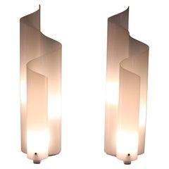 Vico Magistretti Pair of Lamps