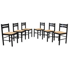 Vico Magistretti style Dining Chairs
