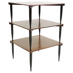 Vico Magistretti 'T8' Stackable Tables for Azucena, Italy, 1954
