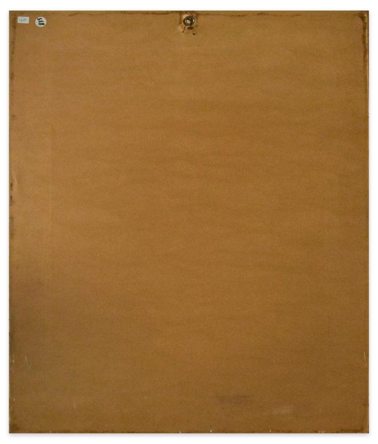 Codex d'un Visage - Original Etching by Victor Brauner - 1962 For Sale 2