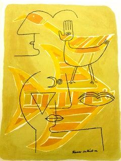 Victor Brauner - Original Lithograph