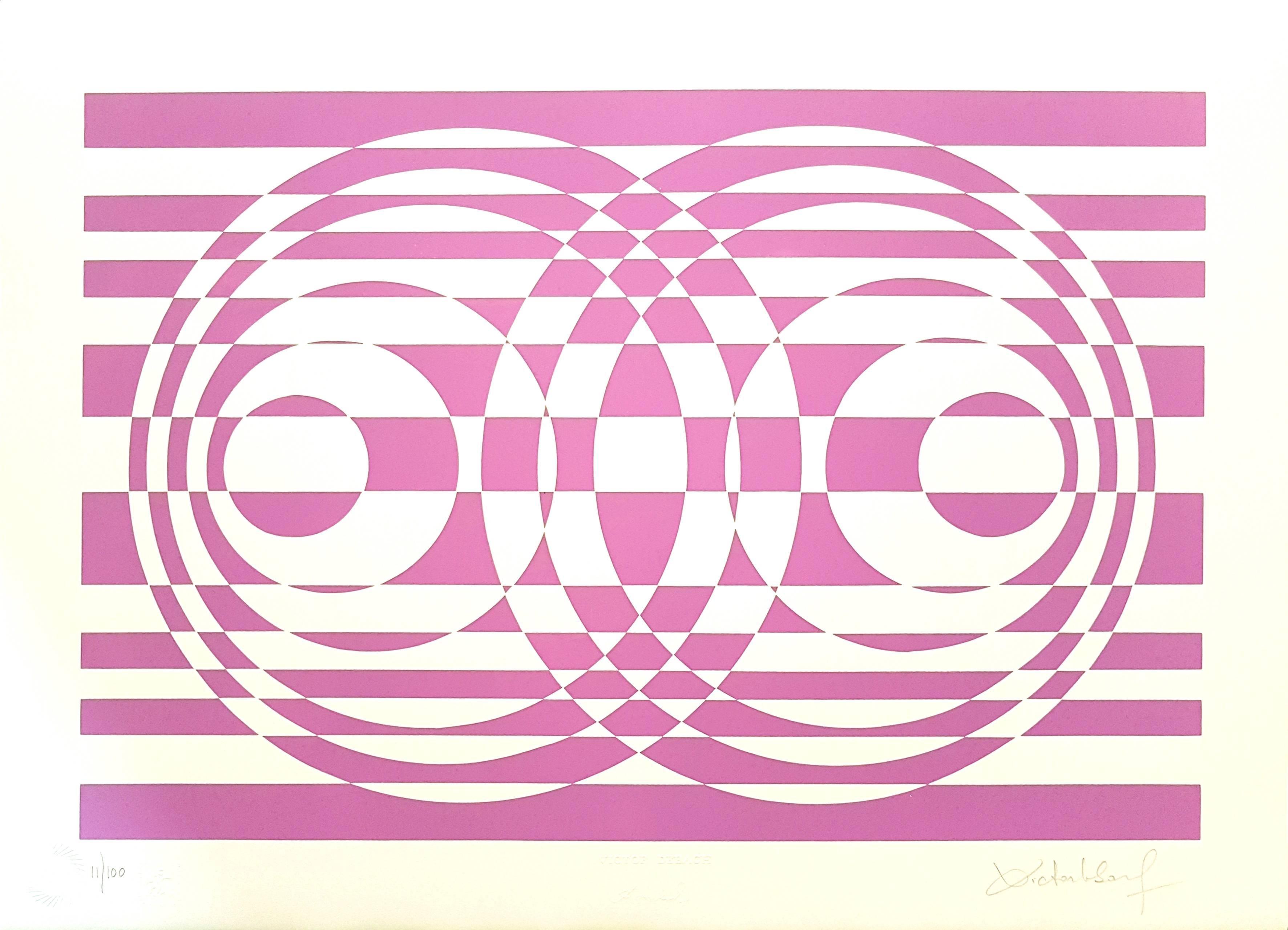 Purple Composition