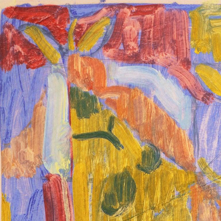 Victor Di Gesu - Seated Woman, Painting at 1stdibs