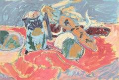 California Post-Impressionist 'Still Life', Académie Chaumière, LACMA, Louvre
