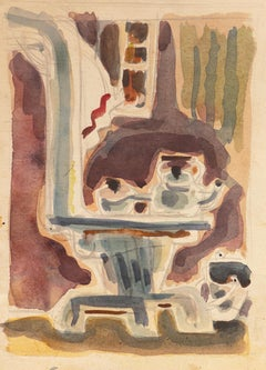 'Still Life with Pot-Belly Stove', California, Paris, Louvre, , SFAA, LACMA