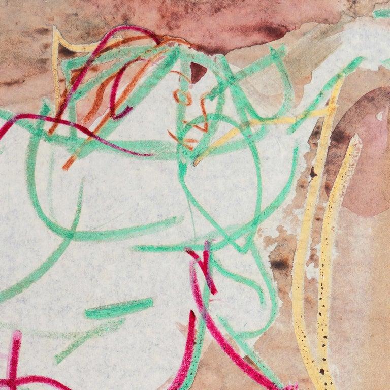 'Woman Seated', Carmel California, Paris, Louvre, Academie Chaumiere, SFAA LACMA - Art by Victor Di Gesu