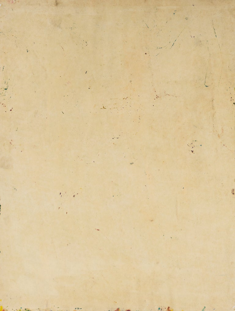 California Post-Impressionist 'Woman Seated', Louvre, Académie Chaumière, LACMA For Sale 3