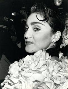 Candid Madonna at the Tony Awards Vintage Original Photograph