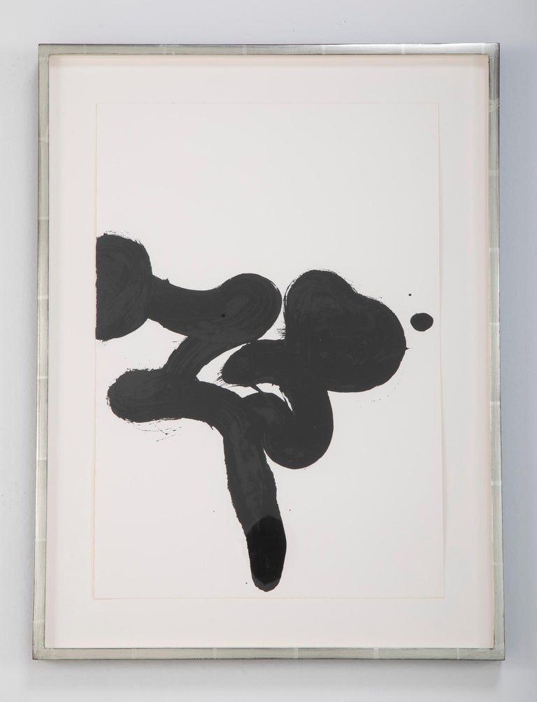 An etching and aquatint by Victor Pasmore from his portfolio titled