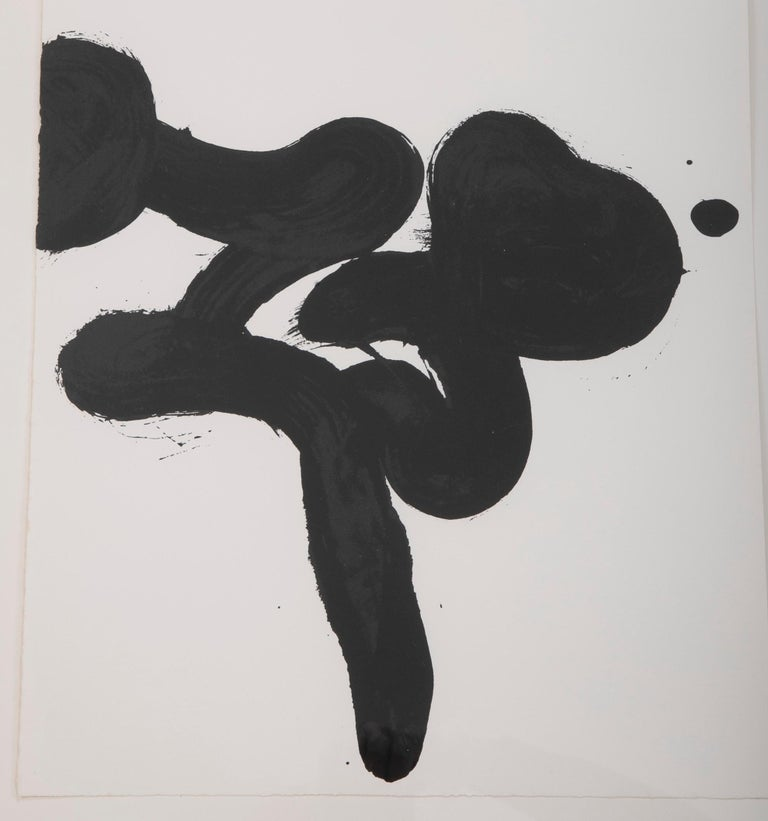 English Victor Pasmore Etching from