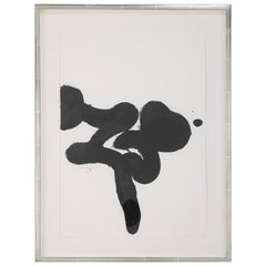"Victor Pasmore Etching from ""The Dance of Man In Modern Times Portfolio"""