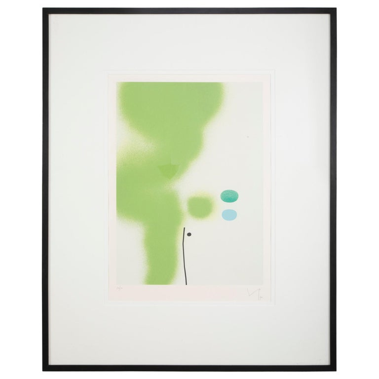 "Victor Pasmore Screenprint ""Untitled 06"" For Sale"