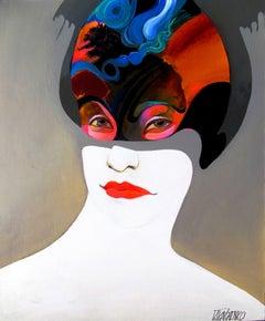 Phanthom, Painting, Acrylic on Canvas