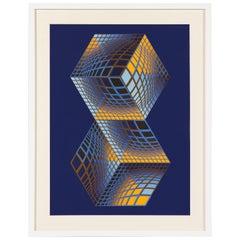 Victor Vasarely Artwork