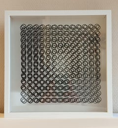 Victor Vasarely Kinetics A