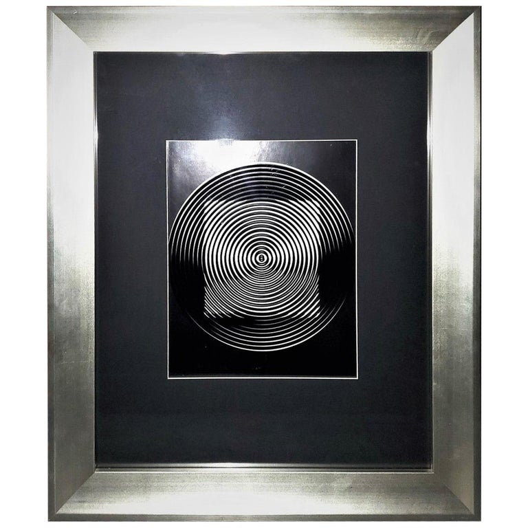 Victor Vasarely Original Optical Illusion Art For Sale