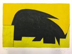 Garam - 1972 - Victor Vasarely - Lithograph - Contemporary