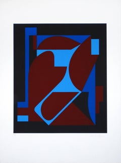 Op Art Abstract Prints