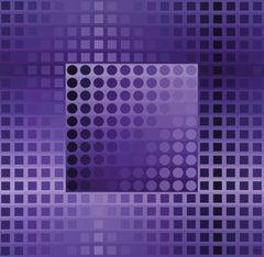 Monocolor Violet #7 of 8 Basf Luran