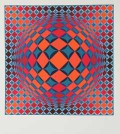 Op Art Prints and Multiples