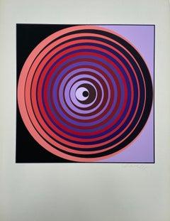 Vasarely - Kinetics 2 - 1965