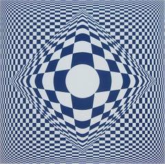 Vertigo (Op Art, Kinetic Composition)
