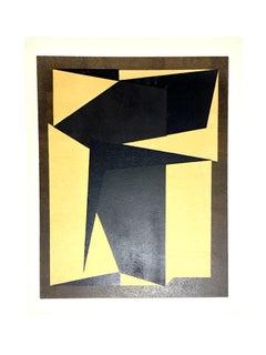Victor Vasarely - Original Lithograph