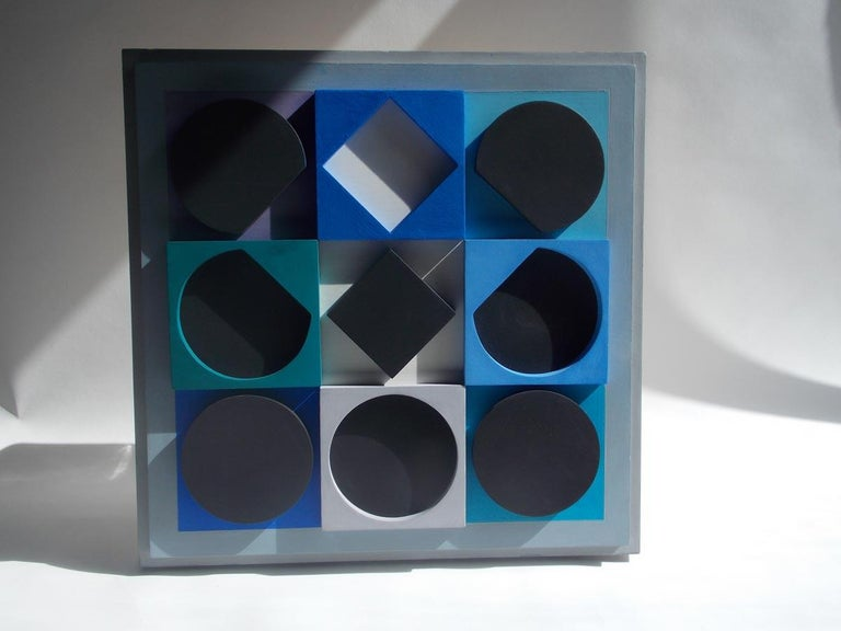 Late 20th Century Victor Vasarely