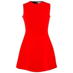 Victoria Beckham A-Line Dress UK 12