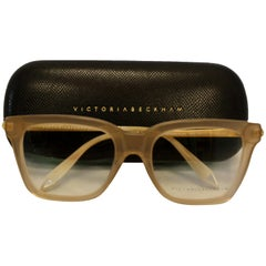 Victoria Beckham  Square Glasses
