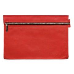 Victoria Beckham Woman Handbag  Red Leather