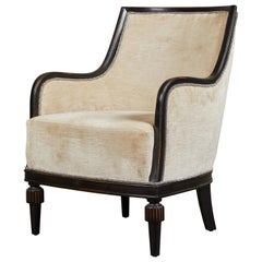 Victoria Chair with Tassel Foot, Susanne Hollis Collection