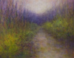A Path in Vermont, Painting, Oil on Canvas