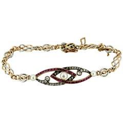 Ruby Cuff Bracelets