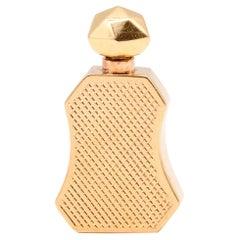 Victorian 18 Karat Gold Scent Bottle